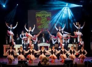 Tanzgruppe Rheinflotte