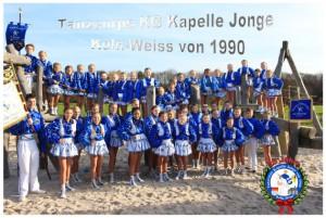 Tanzgruppe Kapelle Jonge